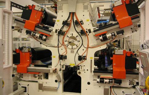 macchinari converting tissue